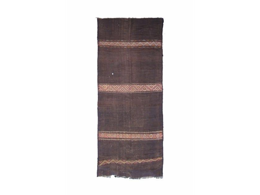Rectangular wool rug TATA TAA48BE by AFOLKI