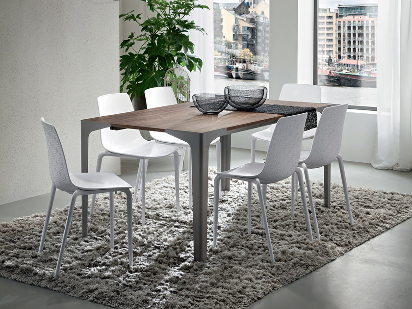 HPL dining table TAURUS | Dining table by IDEAS Group