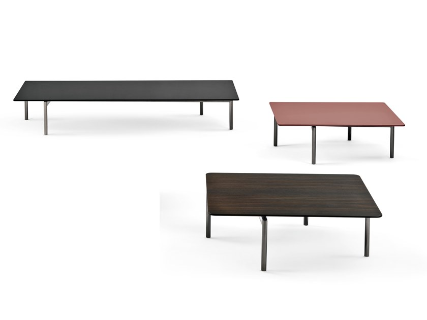 Rectangular coffee table TAYLOR | Coffee table by Busnelli