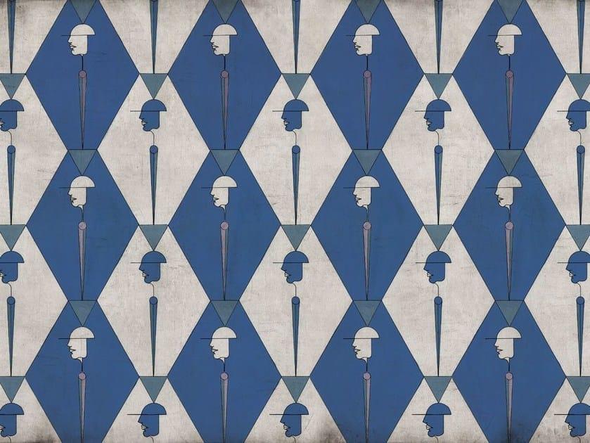 Fiberglass textile wallpaper TB-01 by MOMENTI