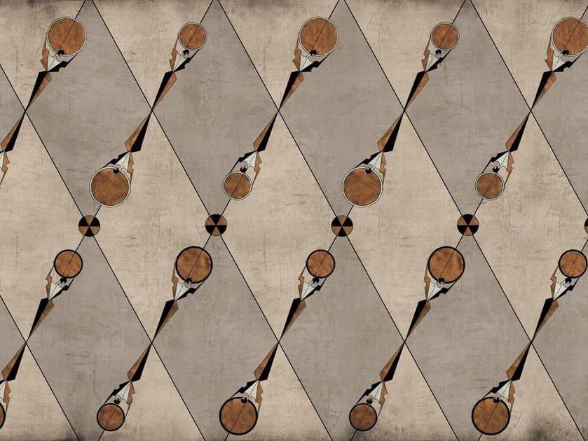 Fiberglass textile wallpaper TB-04 by MOMENTI