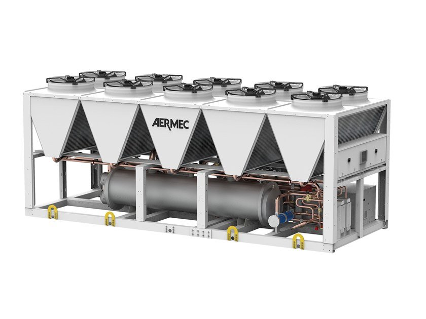 Water refrigeration unit / AIr refrigeration unit TBA by AERMEC