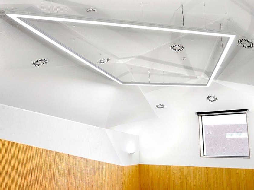Illuminazione Line Profilo IndelagueRoxo Per Lineare Tch Led Lighting LqA54R3j