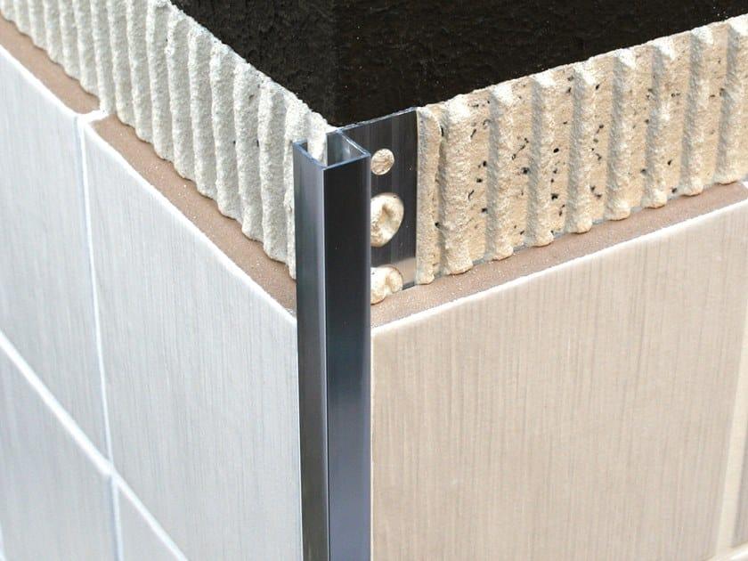 Aluminium Edge protector TDF by Genesis