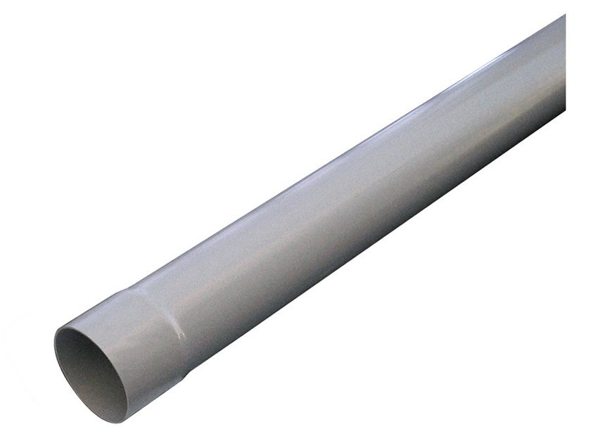 PVC downpipe TDN61 / 62 / 63 / 81 / 82 / 83 by First Corporation
