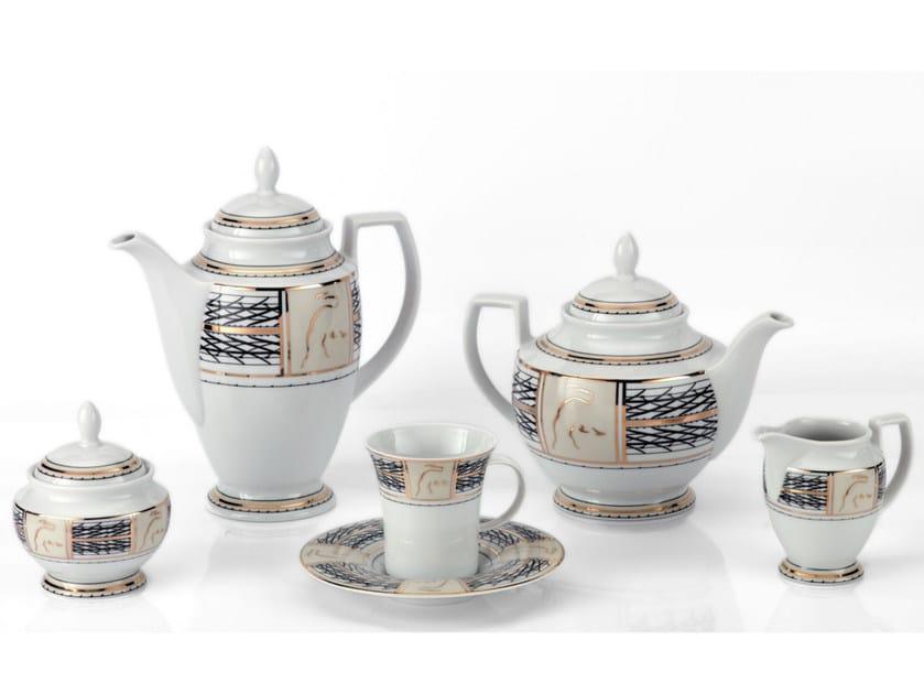 Set da caffè in porcellana CIRCUIT | Set da caffè by Tonino Lamborghini Casa