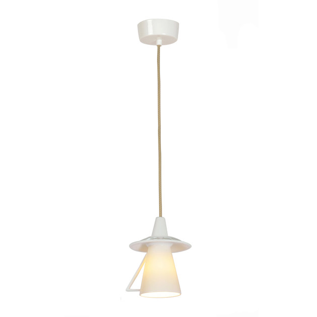 Porcelain pendant lamp TEACUP | Pendant lamp by Original BTC