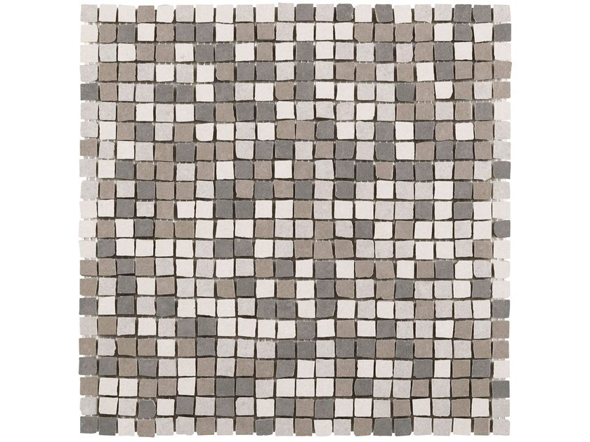 Porcelain stoneware mosaic TEBE by BOXER