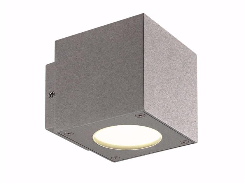 Applique Terzo Esterno Diretta E Light Indiretta Led A Tech Per 1 Luce j54RAL