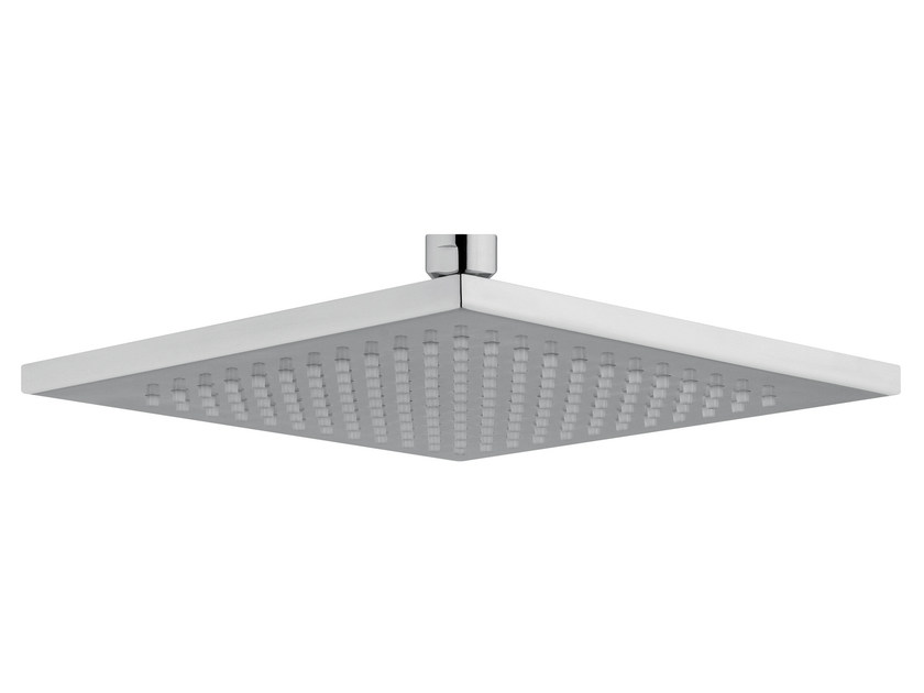 Ceiling mounted rain shower TECHNO   Ceiling mounted overhead shower by AQUAelite