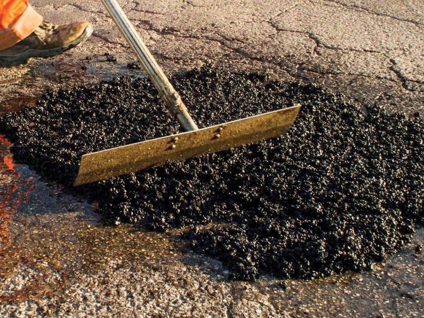 Conglomerato bituminoso per asfalto TECHNOASFALT by Winkler