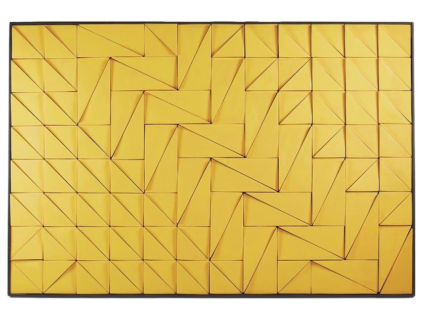 Ceramic Decorative panel TEJO by Mambo Unlimited Ideas
