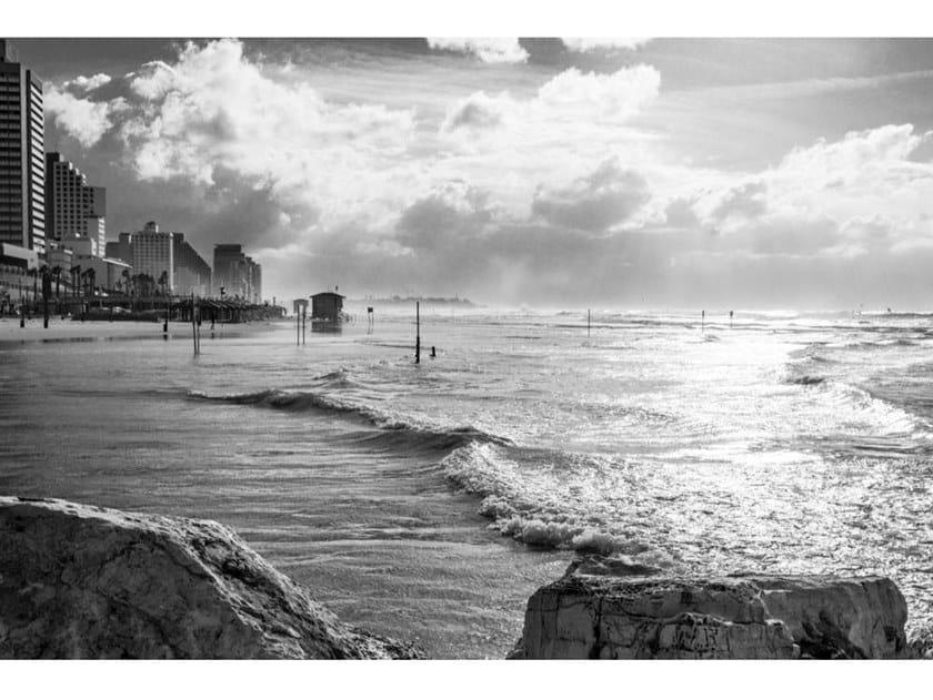 Stampa fotografica TEL AVIV BEACH by Artphotolimited
