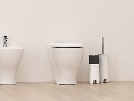 Floor mounted ceramic bidet TEN | Floor mounted bidet by Artceram