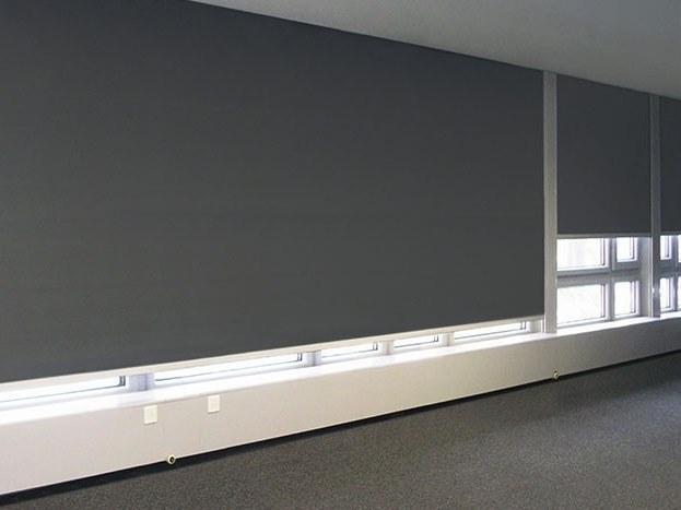 Fabric roller blind VENTOSOL-LUNERO by STOBAG