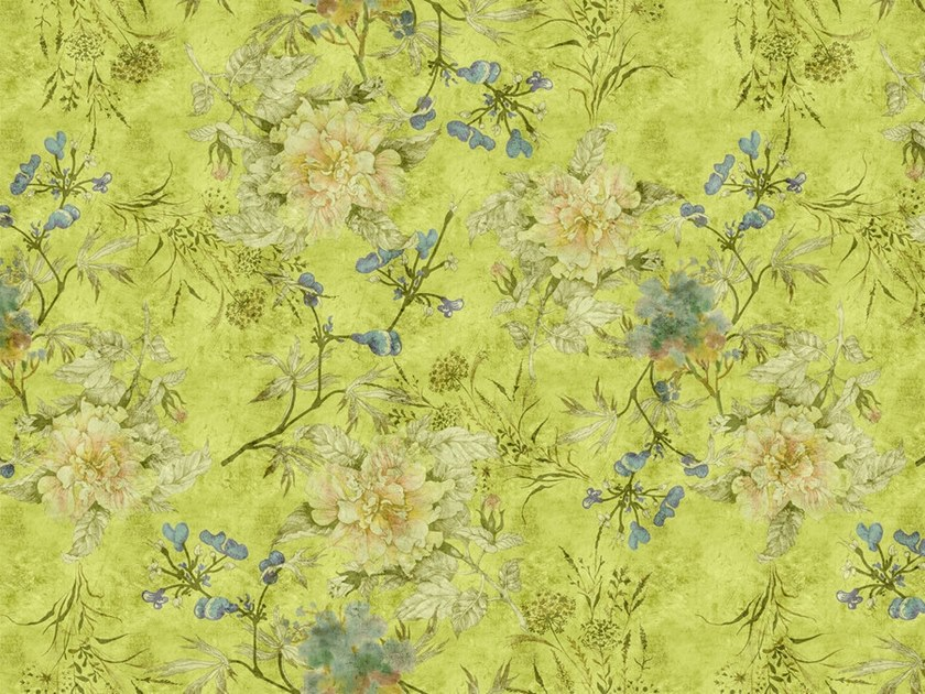 Digital printing wallpaper TENDER BLOSSOM by Architects Paper