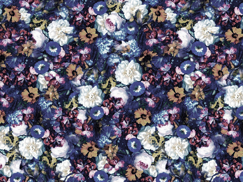 Wallpaper / floor wallpaper TENDER IS THE NIGHT by Texturae