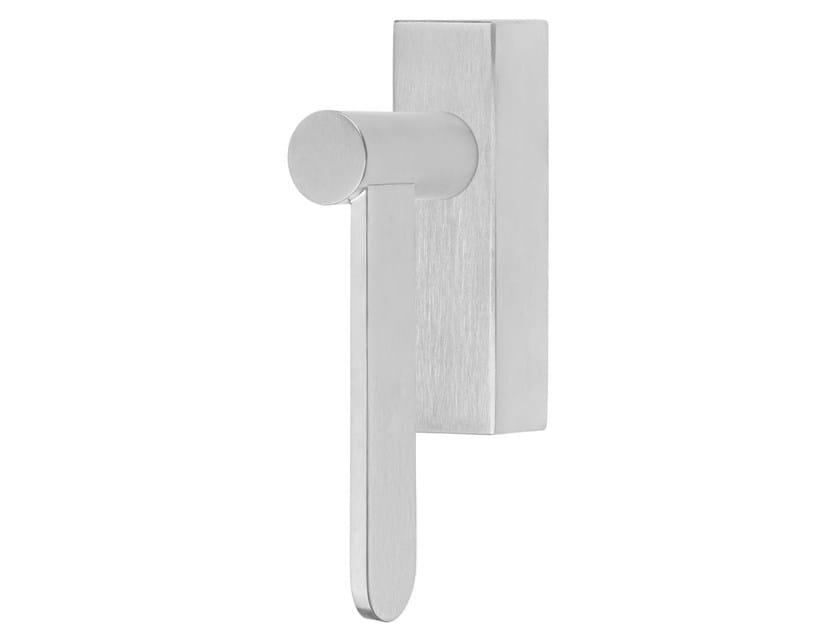 DK stainless steel window handle TENSE BB102-DKLOCK | Window handle by Formani