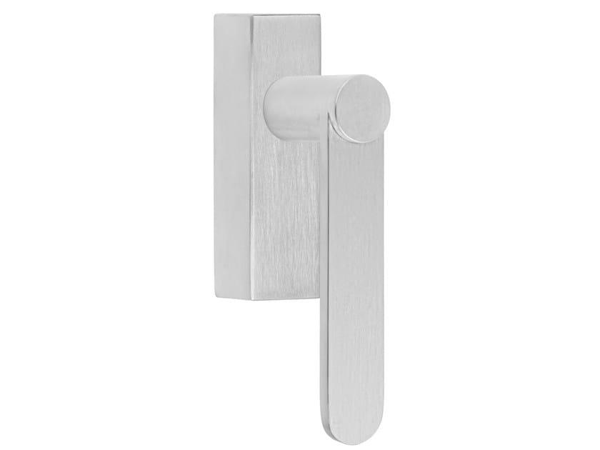 DK stainless steel window handle TENSE BB103-DKLOCK | Window handle by Formani