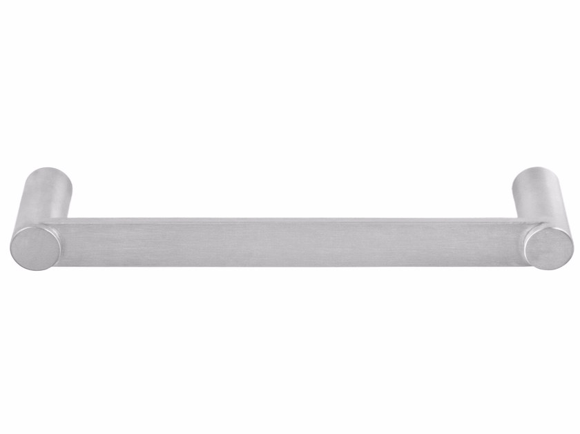 Stainless steel Bridge furniture handle TENSE BB26-160 | Furniture Handle by Formani