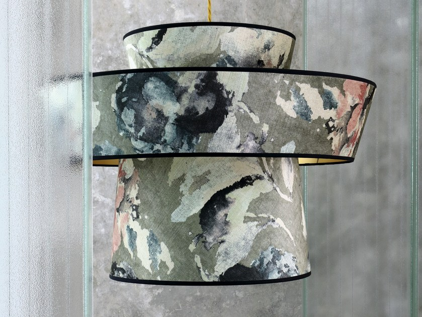 Pendant lamp TENUE DE SOIREE - TS65 YASMINE by Hind Rabii