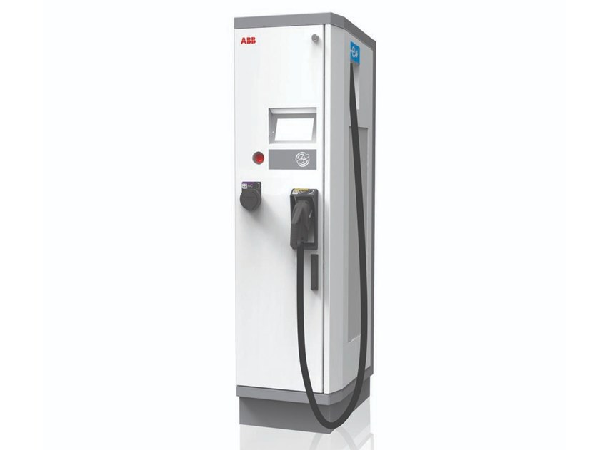 Power distribution unit for cars TERRA 53 CT / TERRA 53 CG by ABB