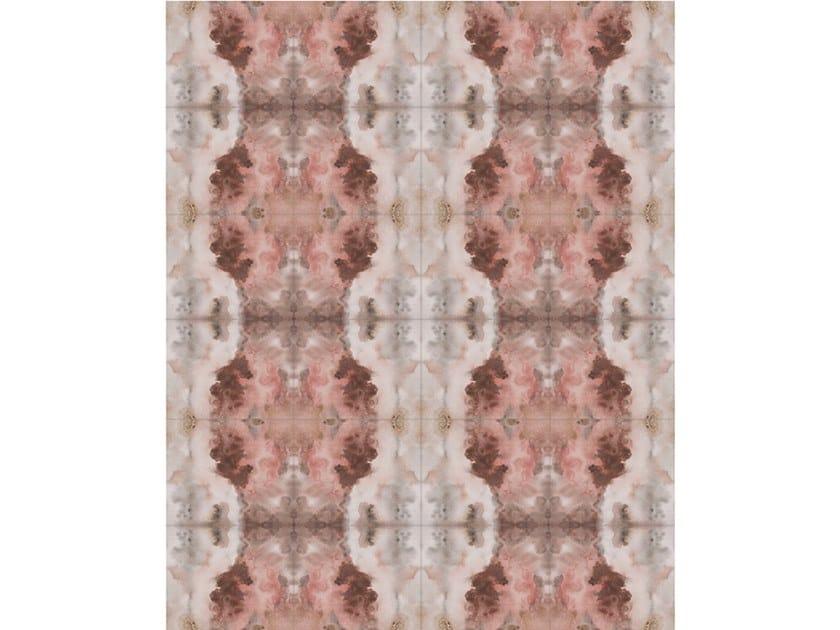 Leather rug TERRA by Miyabi casa