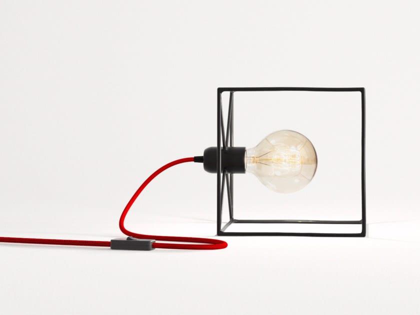 Iron table lamp TERRA | Iron table lamp by bigdesign