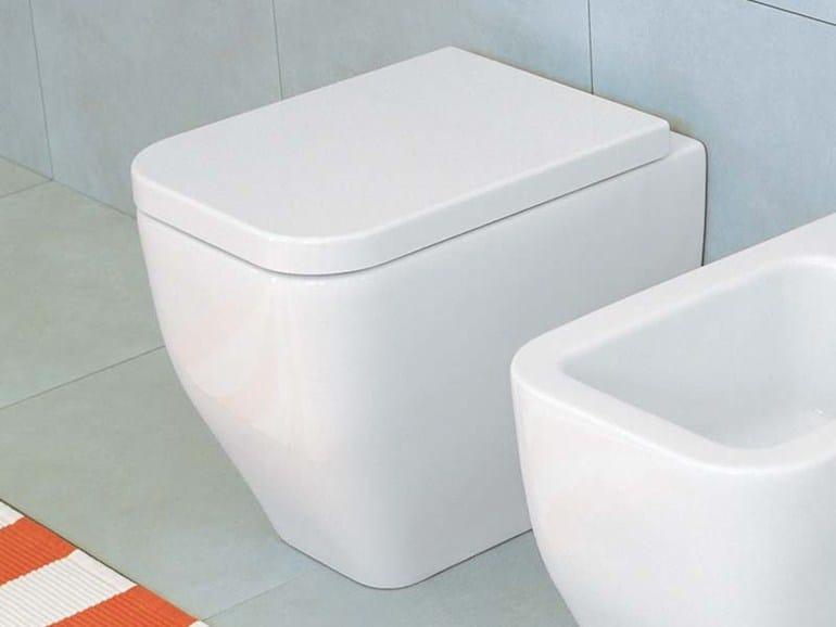 ceramic toilet with bidet terra toilet with bidet terra. Black Bedroom Furniture Sets. Home Design Ideas