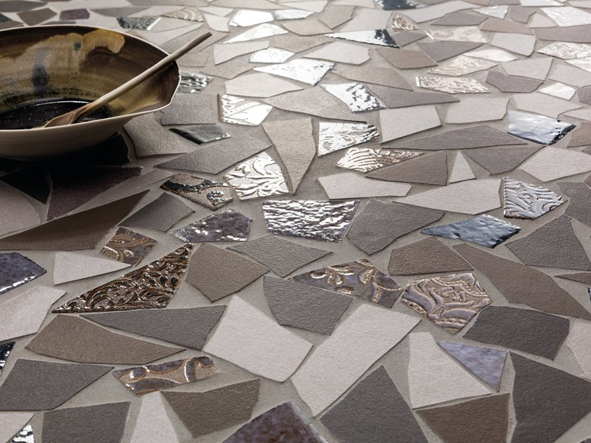 Mosaic TERRAQUEA FRAMMENTI by Provenza by Emilgroup