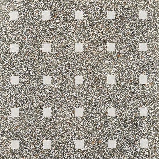 Porcelain stoneware flooring TERRAZZO CARRE' BETON MINI by Ceramiche Coem