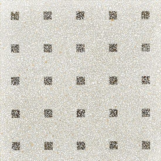 Porcelain stoneware flooring TERRAZZO CARRÈ CALCE MINI by Ceramiche Coem