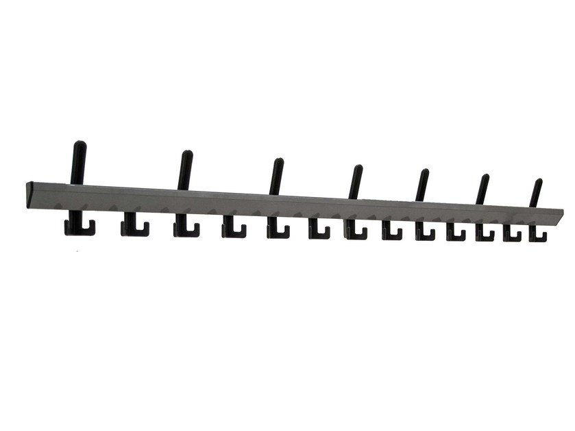Wall-mounted metal coat rack TESORO by rosconi