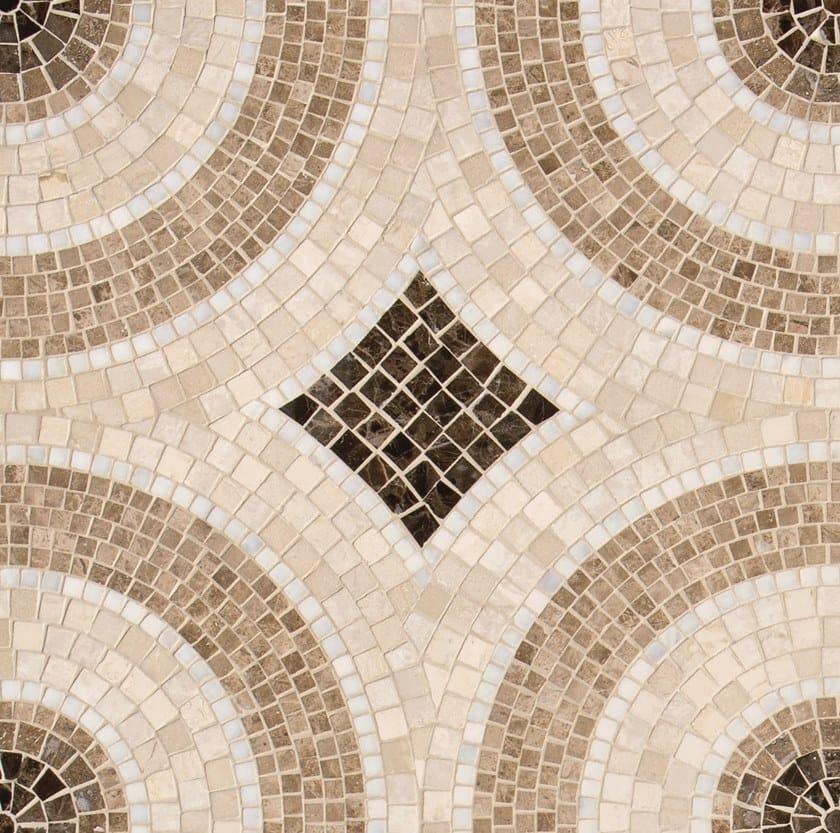 Marble mosaic TESSUTO by FRIUL MOSAIC