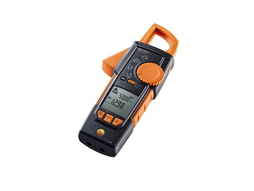 Wiring system and device TESTO 770-2 by Testo