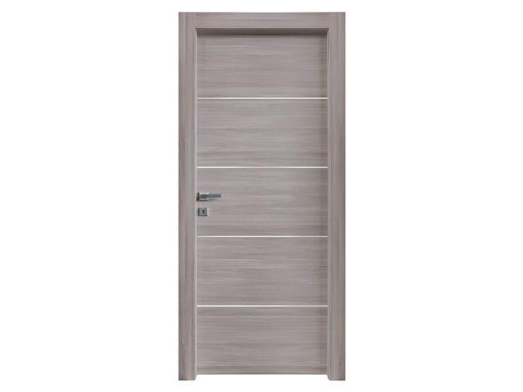 Nusco Porte Scorrevoli Prezzi.Porta A Battente In Alluminio E Melamina Silver By Nusco