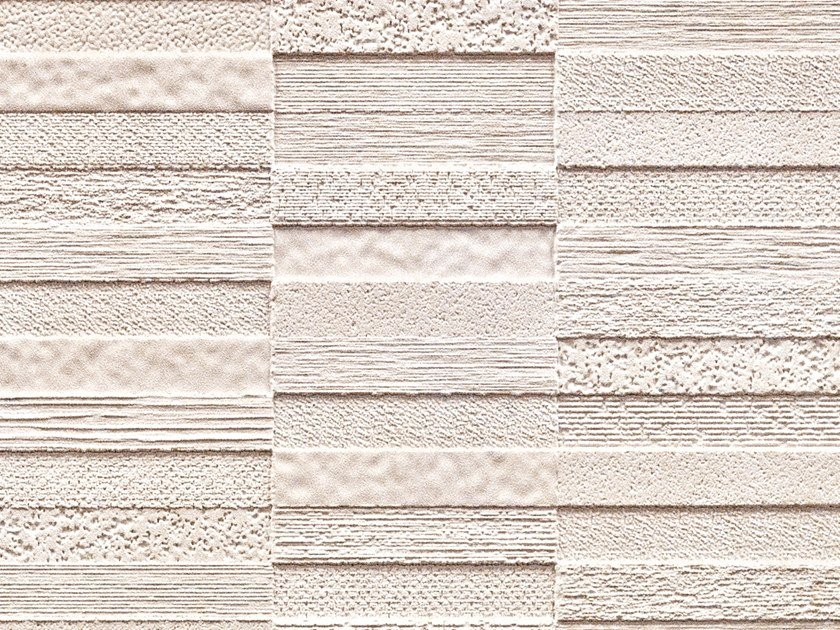 3D Wall Cladding with stone effect TEXTURES NATURAL by Venis