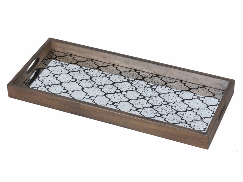 Rectangular tray GATE by Notre Monde