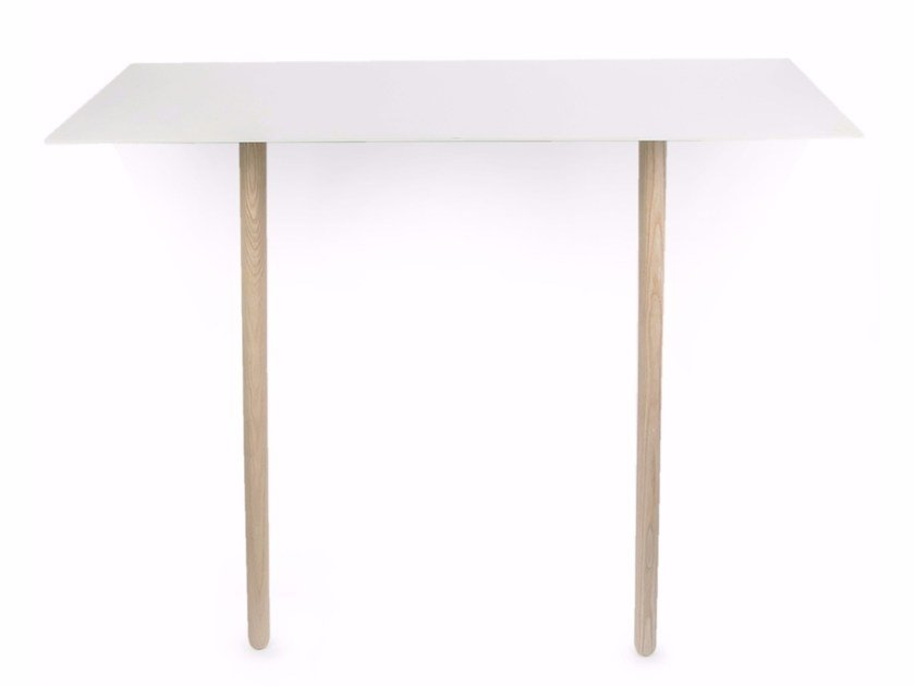 Rectangular console table THANKS by kommod