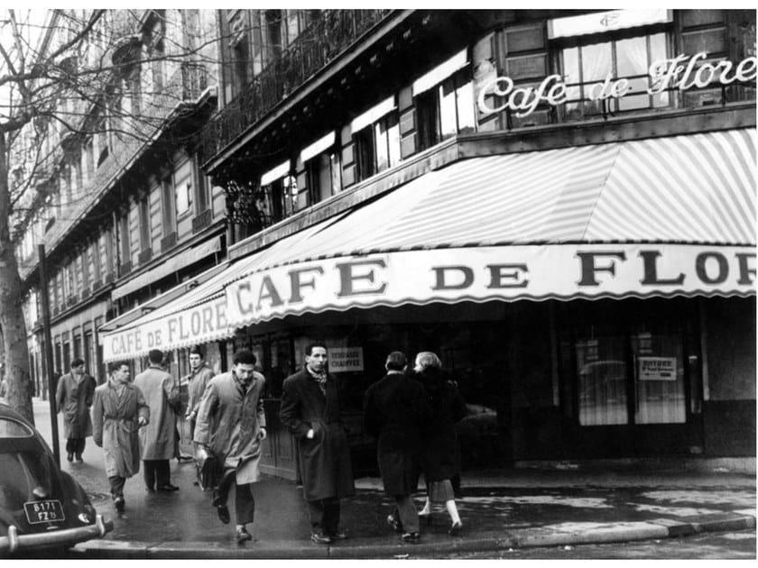 Stampa fotografica IL CAFÉ DE FLORE by Artphotolimited