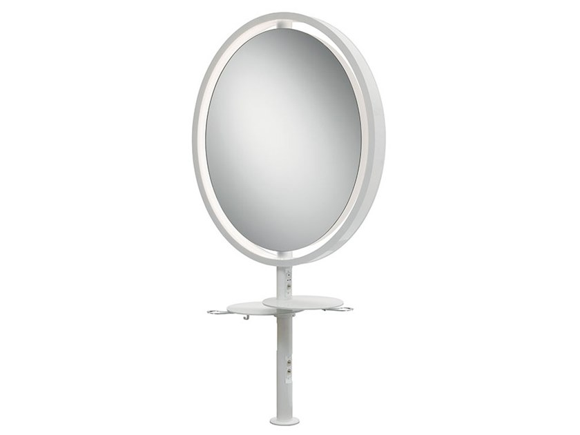 Workstation for hairdresser THE MIRROR ISLAND by Maletti