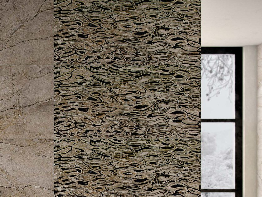 Porcelain stoneware wall tiles THE ROOM - GHEPARDO by Ceramica d'Imola