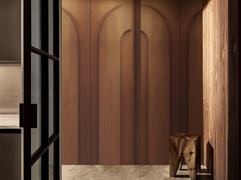 Motif wallpaper THE WAY OUT by Wall&decò