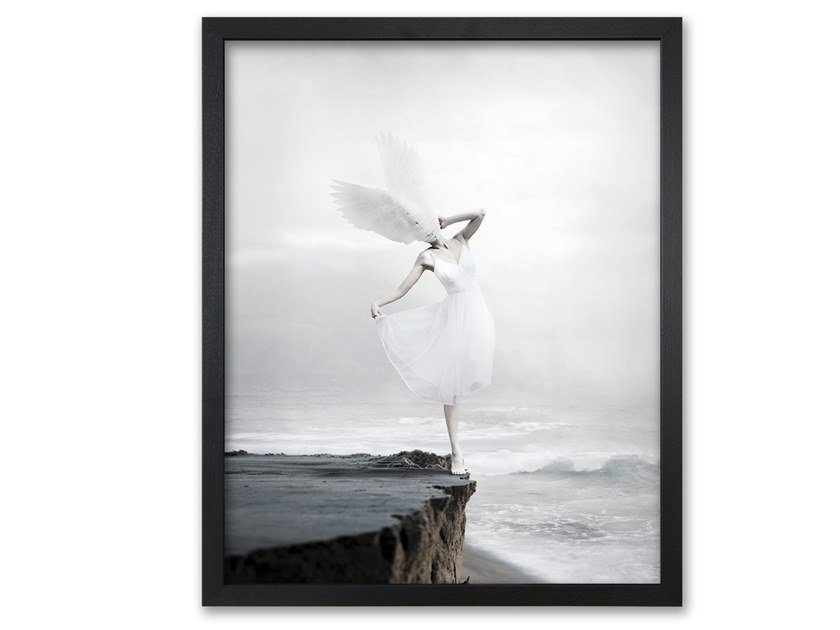 Canvas print THE WHITE SKY XIX by Mineheart