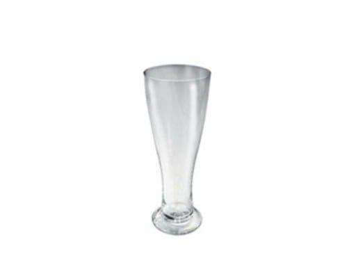 Bicchiere da birra in vetro soffiato THE WHITE SNOW   Bicchiere by Driade