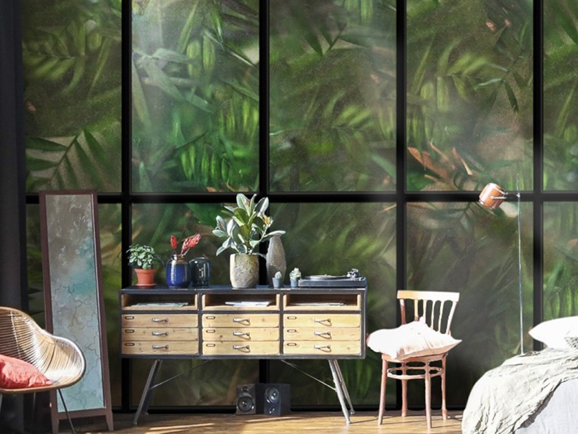 Ecological washable PVC free wallpaper THE WORLD OUTSIDE by Wallpepper