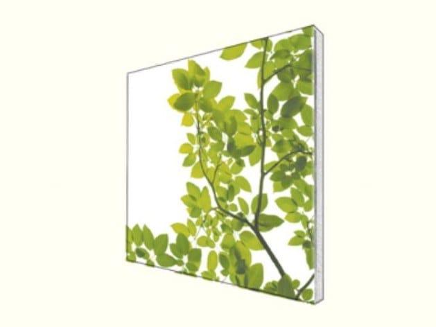 Sound absorbing ceiling tiles THERMATEX® VARIOLINE MOTIV by Knauf Italia
