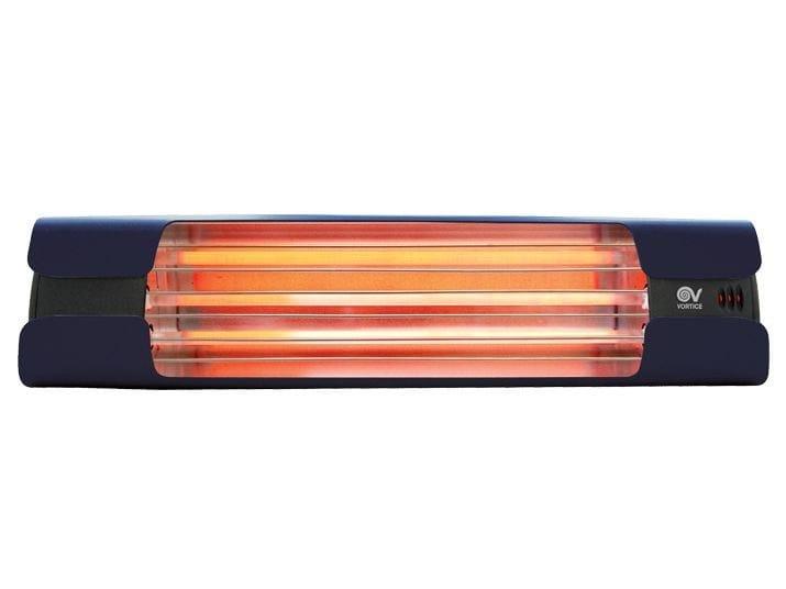 Lampada a raggi infrarossi da installazione thermologika design