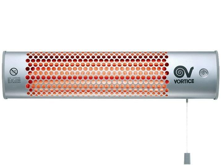 Lampada a raggi infrarossi da installazione THERMOLOGIKA by Vortice