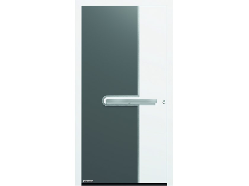 Porta d'ingresso THERMOSAFE MOTIVO 585 by HÖRMANN ITALIA